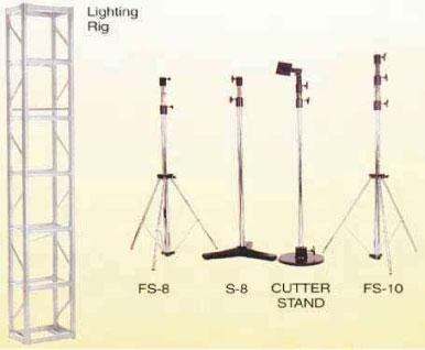 Lighting Truss & Stands